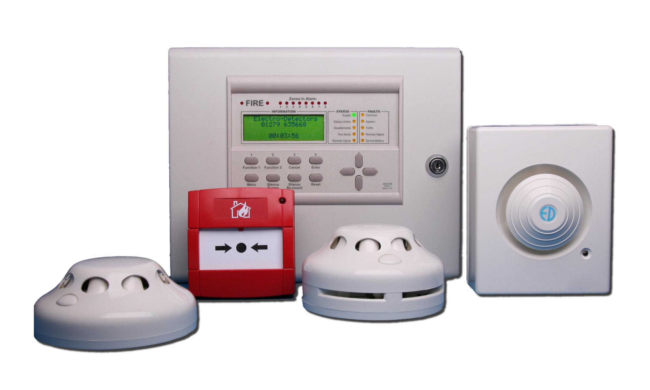 Not All Fire Alarm Systems Are Created Equal - Blackburn Alarms ...