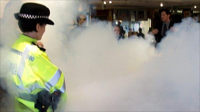 fog technology security