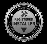 Paxton Registered Installer